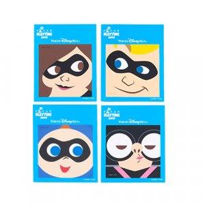 Stickers 3 Tokyo DisneySea Pixar Playtime Merchandise 2019