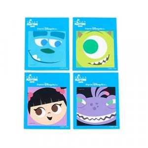 Stickers 4 Tokyo DisneySea Pixar Playtime Merchandise 2019