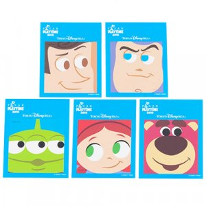 Stickers Tokyo DisneySea Pixar Playtime Merchandise 2019