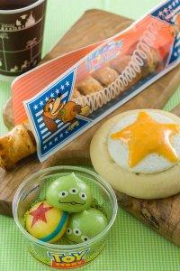 Toy Story Set Tokyo DisneySea Pixar Playtime Menu 2019
