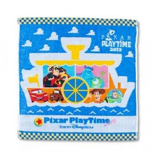 Wash Towel Tokyo DisneySea Pixar Playtime Merchandise 2019