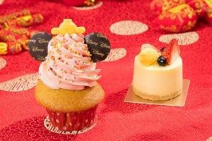 Cupcake and Cheesecake
