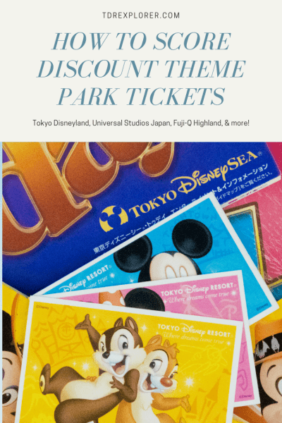 Discount Theme Park Tickets in Asia