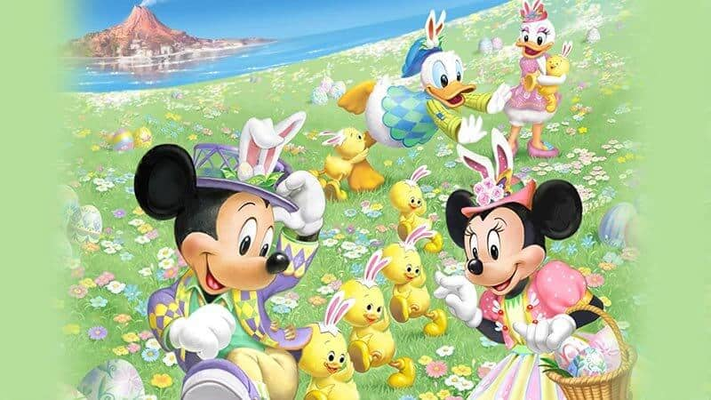 DisneySea Disney's Easter