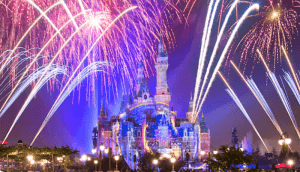 Firework Celebration: A Feast of Love and Light