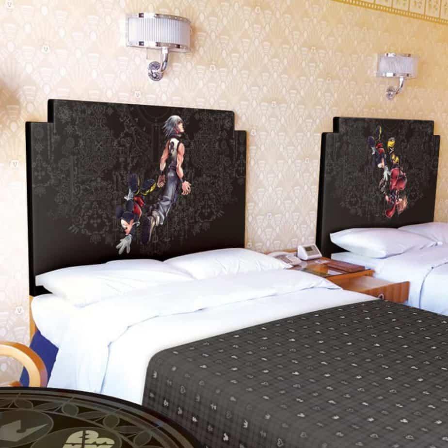 Kingdom Hearts Hotel Rooms Coming to Tokyo Disney Resort in Winter 2021