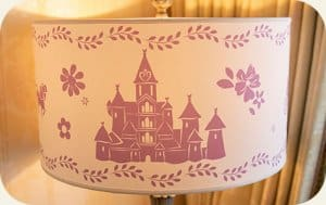 Lamp Sofia the First Hotel Room Tokyo Disneyland Hotel