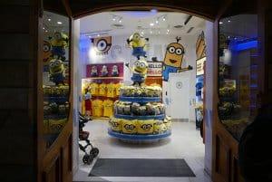 Minion Mart Universal Studios Singapore