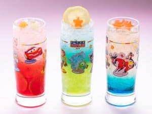 MiraCosta Special Drinks Pixar Playtime Tokyo Disney Resort Hotel Menu