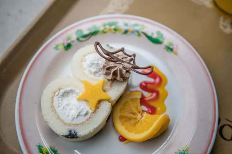 Woody Cream Cake at Tokyo DisneySea