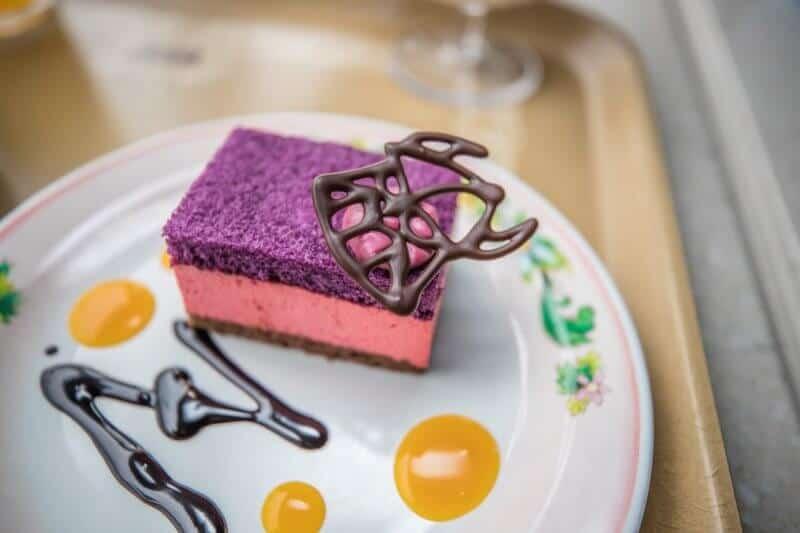 Zurg Mixed Berry Cake at Tokyo DisneySea