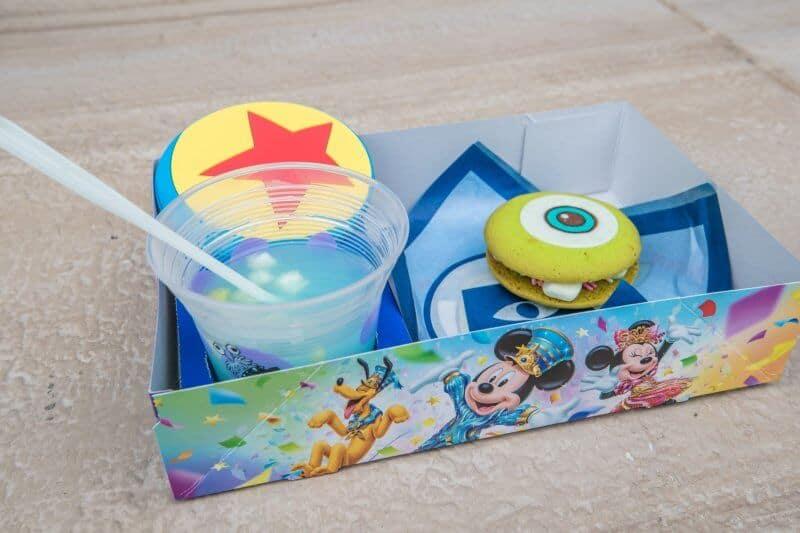 Pixar Playtime Snacks at Tokyo DisneySea