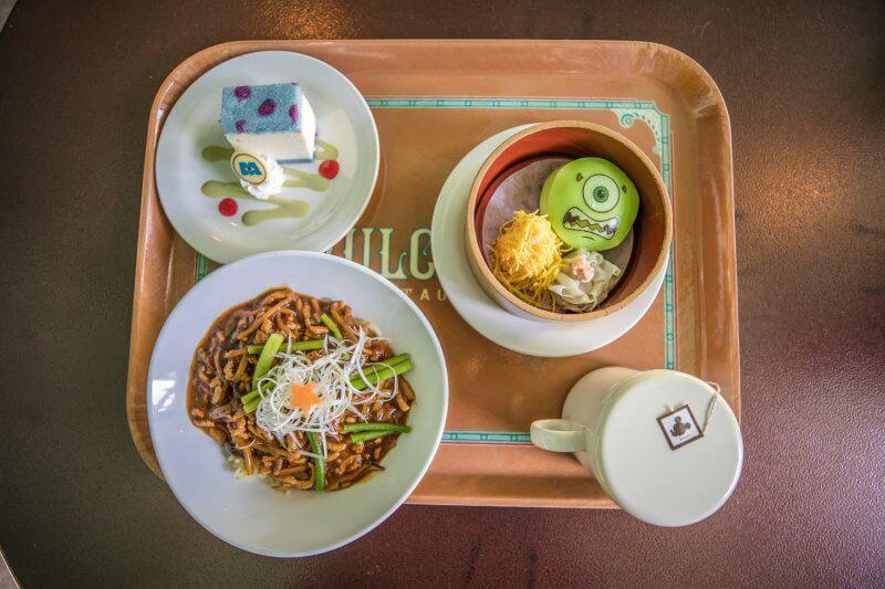 Monster's Inc. Set at Tokyo DisneySea for Pixar Playtime