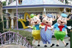 Three Little Pigs Greeting