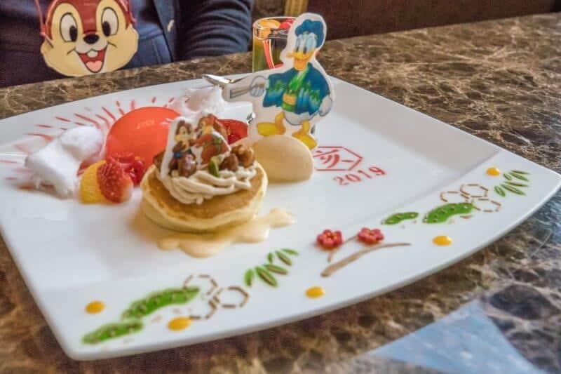 Year End & New Year Dessert Medley Tokyo Disneyland