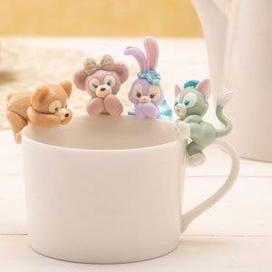 All Figurines Set Duffy's Hide and Seek Tokyo Disney Resort 2019
