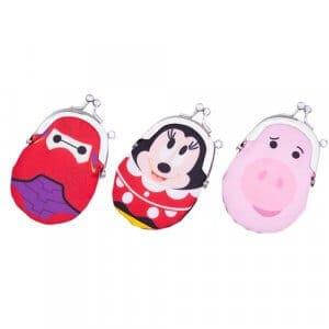 Coin Purse Set 2 Easter Egg Merchandise Tokyo Disney Resort