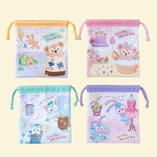 Duffy And Friends Lets Play Hide And Seek Merchandise