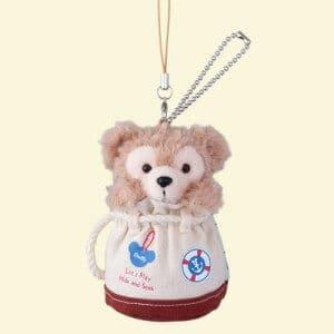 Duffy Toy Strap Duffy's Hide and Seek Tokyo Disney Resort 2019