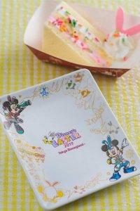 Peach Cream Cake Easter Menu Tokyo Disneyland 2019