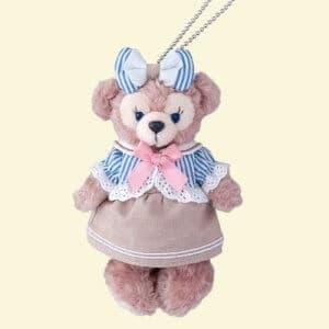 ShellieMay Plush Badge Duffy Tokyo Disney Resort Spring 2019