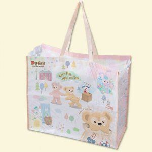 Shopping Bag Duffy's Hide and Seek Tokyo Disney Resort 2019