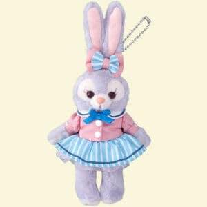 StellaLou Plush Badge Duffy Tokyo Disney Resort Spring 2019