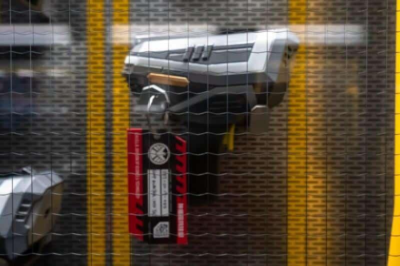 EMP Blaster Up Close