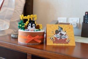 Birthday Hong Kong Disneyland Hotel Room Overlays