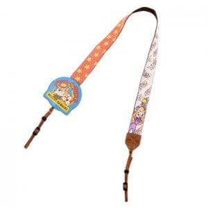 Camera Strap Chip and Dale Disney Store Japan 2019