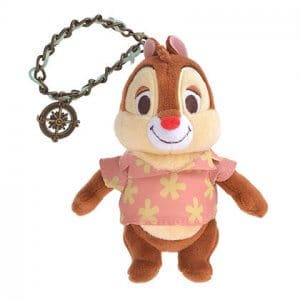 Dale Keychain Chip and Dale Disney Store Japan 2019