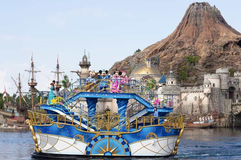 Tokyo Disney Resort Events Calendar 2019