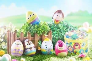 Eggstravaganza Merchandise Hong Kong Disneyland Carnivale of Stars 2019