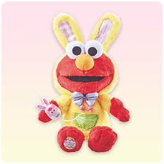 Elmo Plush Universal Studios Japan Easter 2019