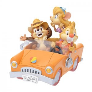 Figurine Chip and Dale Disney Store Japan 2019