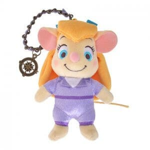 Gadget Keychain Chip and Dale Disney Store Japan 2019