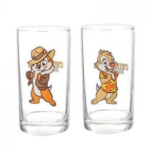 Glasses Chip and Dale Disney Store Japan 2019