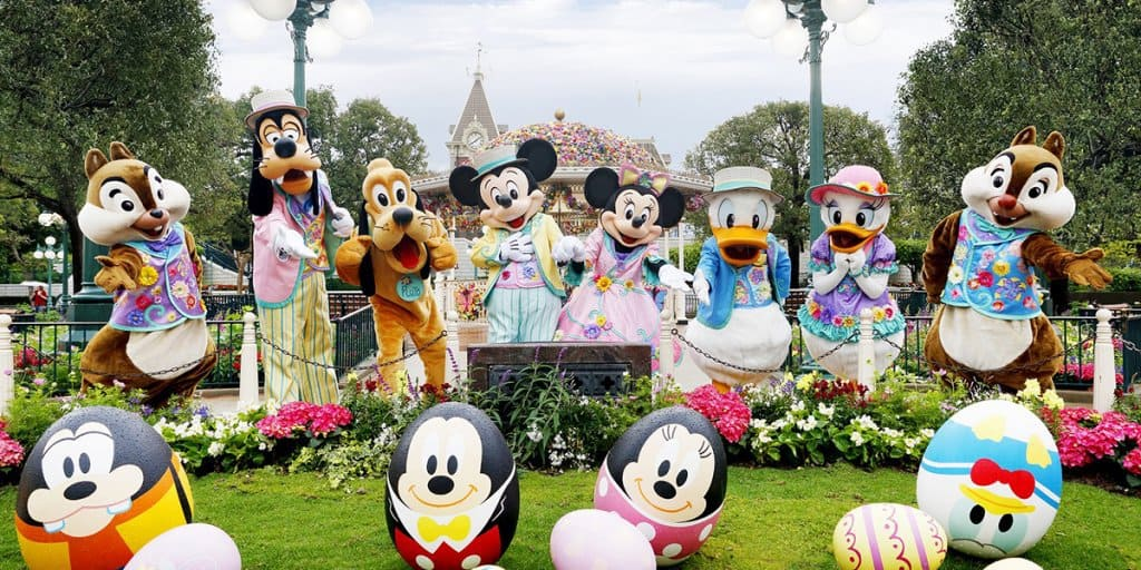 "Hong Kong Disneyland ""Carnivale of Stars"" Spring 2019"