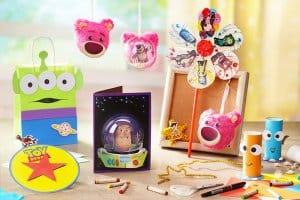 Hotel Arts and Crafts Toy Story & Pixar Pals Summer Splash