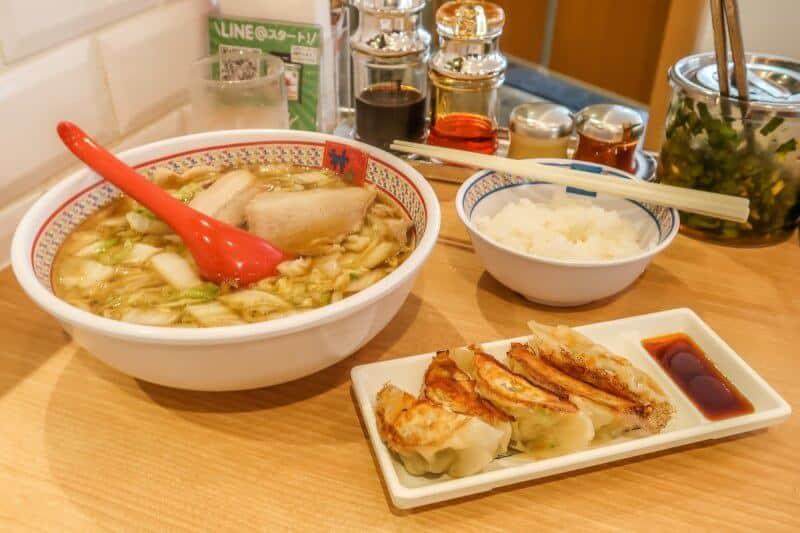 Kamukura Ramen in Tokyo offers vegetarian ramen