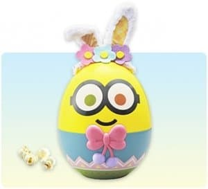Minion Easter Popcorn Bucket