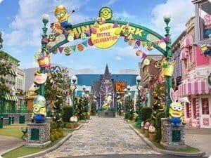 Minion Park Universal Studios Japan Easter 2019