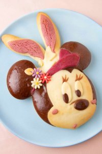 Minnie Easter Bread Tokyo Disney Resort Easter Hotels Menu 2019