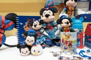 Minnie Plush Hong Kong Disneyland 14th Anniversary Merchandise 2019