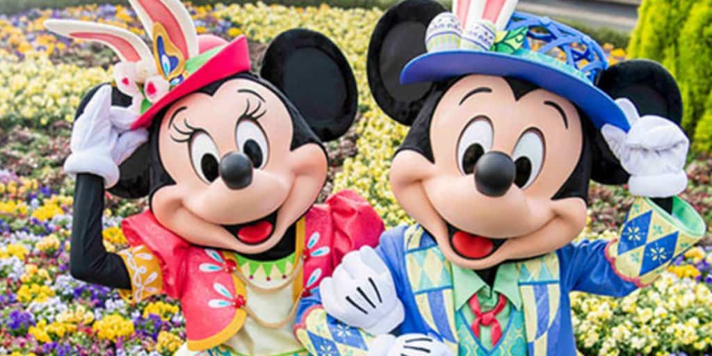 New Mickey & Minnie Faces Confirmed for Tokyo Disney Resort