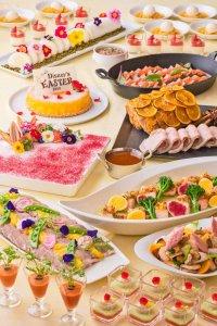 Oceano Buffet Tokyo Disney Resort Easter Hotels Menu 2019