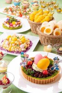 Sherwood Garden Buffet Tokyo Disney Resort Easter Hotels Menu 2019