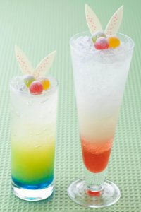 Sherwood Garden Drinks Tokyo Disney Resort Easter Hotels Menu 2019