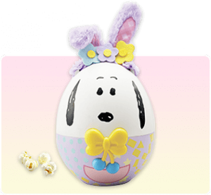 Snoopy Popcorn Bucket Universal Studios Japan Easter 2019