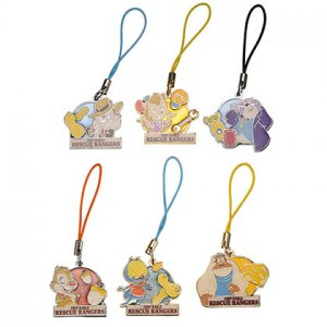 Straps Chip and Dale Disney Store Japan 2019